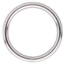 Gelaste ring 090-08mm Rvs AISI 316 / 360-0890I